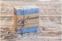 Levendula szappan szelet (200g)