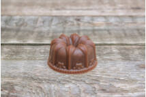 Belga csokoládé szappan kuglóf (80g)