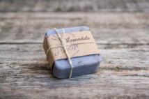 Levendula szappan nagy kocka (100g)