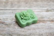 Rozmaring szappan kettős rózsa (70g)