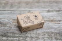 Szőlőmagolajos vörösboros szappan (90g)