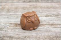 Belga Csokoládé szappan bagoly (90g)