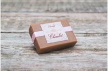 Belga Csokoládé szappan hasáb (90g)