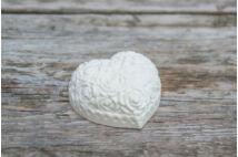 Parajdi só szappan kis szív