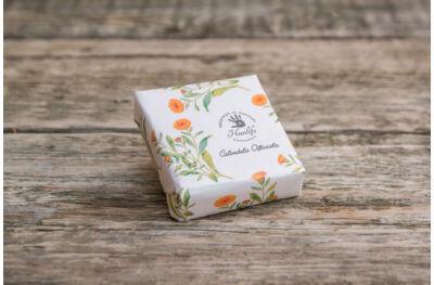 Körömvirág szappan szelet