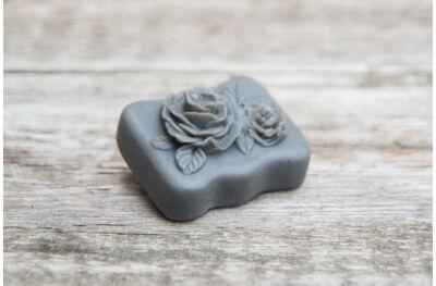 Holt-tengeri iszap szappan kettős rózsa