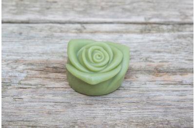 Csalán szappan rózsa
