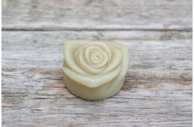 Szt Rókus Diólevélfőzetes szappan rózsa