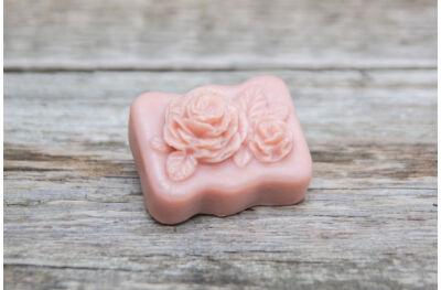 Rózsavarázs szappan kettős rózsa