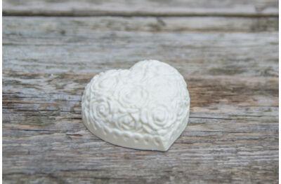 Parajdi só szappan kis szív (60g)
